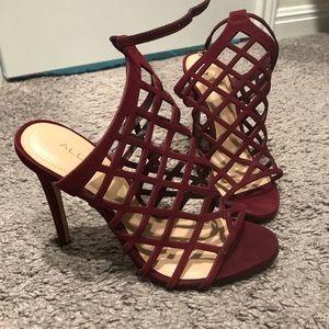 Aldo Bryda Strappy Heels
